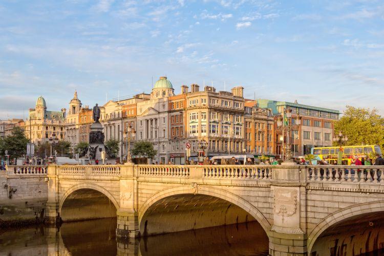 O'Connell Street à Dublin