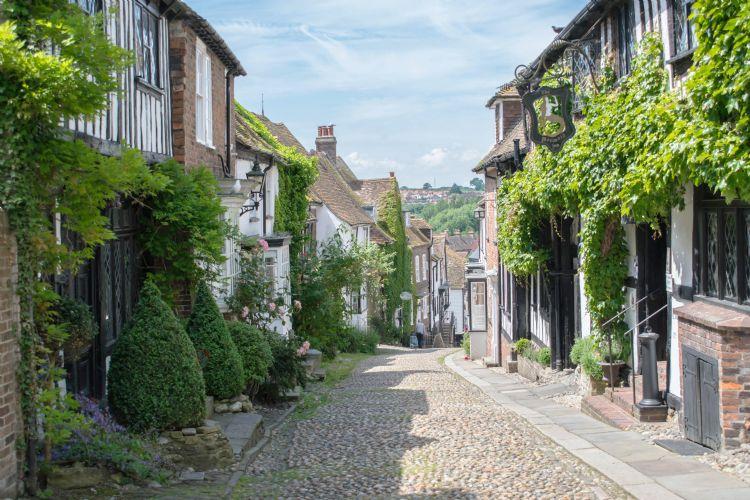 Rye dans le Kent
