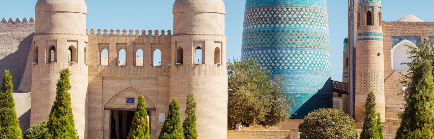 Kalta Minor de Khiva