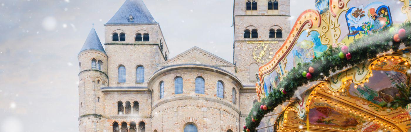 Marché de Noël à Trèves